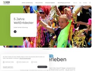Vorschaubild der Webseite von Psychosoziales Gemeindezentrum Nordost