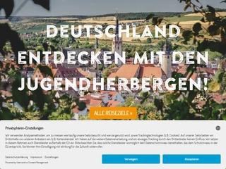 Vorschaubild der Webseite Jugendherberge Naumburg