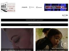 Espectáculos Cine Teatro - Festival Internacional de Cine en Morelia