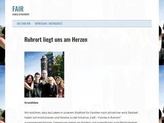 Vorschaubild der Webseite von Mütterzentrum Duisburg - Offener Treff für Frauen und Kinder