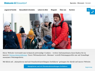 Vorschaubild der Webseite ev. Kindertageseinrichtung