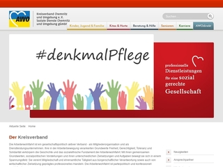 Vorschaubild der Webseite Kinder- und Jugendhaus UK