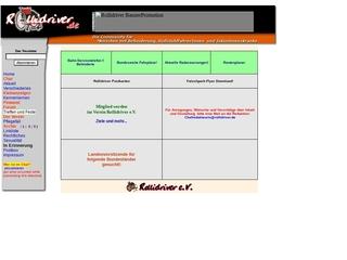Vorschaubild der Webseite Behindertenverein Rollidriver e.V.