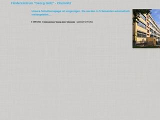 Vorschaubild der Webseite von Georg-Götz-Schule