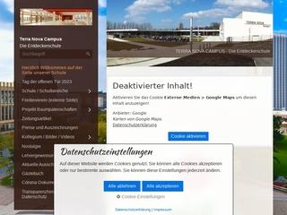 Vorschaubild der Webseite von Körperbehindertenschule Chemnitz