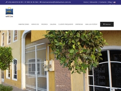 Hoteles - Hotel San Luis
