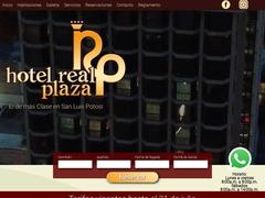 Hoteles - Hotel Real Plaza San luis Potosí