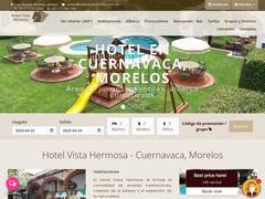 Hoteles - Hotel Vista Hermosa Cuernavaca Morelos Mexico