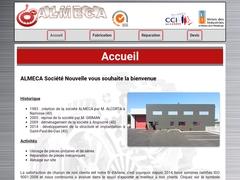 Almeca Sté Nouvelle Sarl - (40) - M.G-Précis - Usinage/site