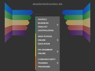 Vorschaubild der Webseite von Sachsen Innovativ GmbH - Akademie für zugewandte Pädagogik