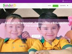 Kinder Preescolar - Preescolar Sendero