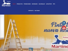 Pinturas Accesorios - Pinturas Martinez