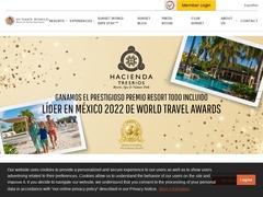 Hoteles - Hotel Hacienda Tres Rios