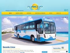 Transporte - Turicun Cancún