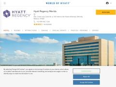 Hoteles - Hotel Hyatt Regency Mérida Yucatán México