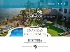 Hoteles - Hotel & Spa Playa Caracol Boca del Rio Veracruz