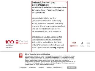 Vorschaubild der Webseite von Mehrgenerationenhaus Fam-Netz Pfaffenhofen