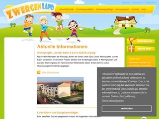 Vorschaubild der Webseite Kindertagespflege Sonnenblümchen
