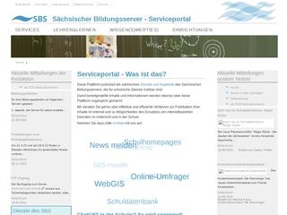 Vorschaubild der Webseite von Sprachheilschule der LK Riesa-Großenhain und Meißen