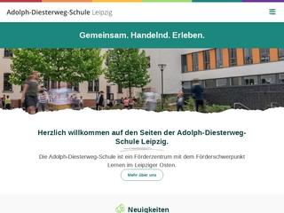 Vorschaubild der Webseite Adolph-Diesterweg-Schule - Förderschule zur Lernförderung (5.-7. Klasse)
