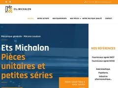 Ets-Michalon Sarl - (43) - M.G-Précis - Mécano-Soudure