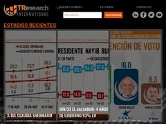Encuestas Estudios de Mercado - TResearch