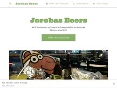 Restaurante Bar Tacos - Jorobas Beers Tacos Árabes