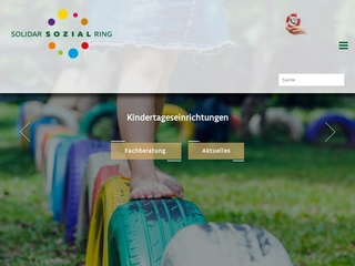Vorschaubild der Webseite von Menü-Bringdienst - Essen auf Rädern