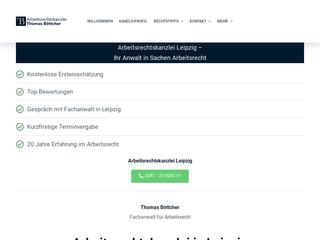 Vorschaubild der Webseite von Kostenlose Erstberatung im Arbeitsrecht
