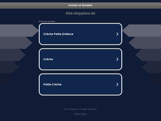Vorschaubild der Webseite Kindertagesstätte Sternengucker