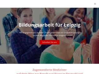 Vorschaubild der Webseite Gesellschaft ProBildung e.V.