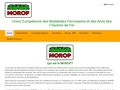 Accueil - MOROP