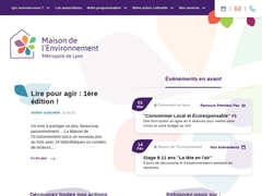 Maison de l'environnement Lyon