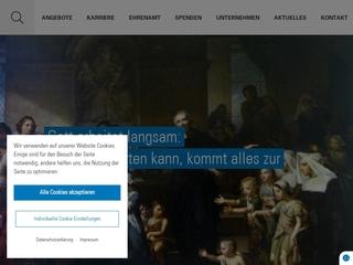 Vorschaubild der Webseite Haus St. Bernhard Wald