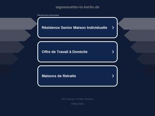 Vorschaubild der Webseite von Kindertagespflege Froschwiese