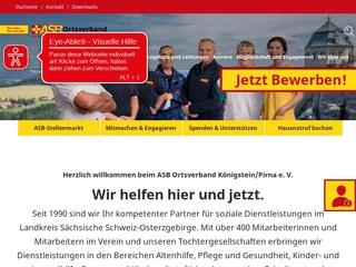 Vorschaubild der Webseite Kindertagesstätte Spatzennest