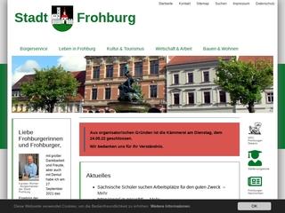 Vorschaubild der Webseite Hort Frankenhain