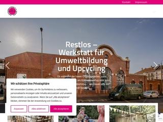 Vorschaubild der Webseite Familienzentrum Thekla