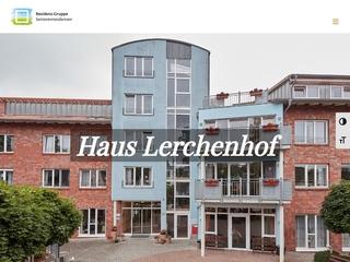 Vorschaubild der Webseite von Residenz-Gruppe Haus Rotbuche