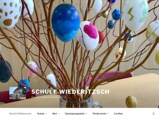 Vorschaubild der Webseite Schule Wiederitzsch - Grundschule
