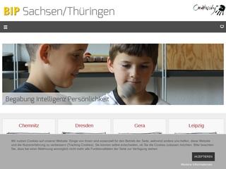 Vorschaubild der Webseite von BIP Kreativitätgymnasium Leipzig