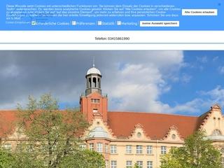Vorschaubild der Webseite Leibnizschule - Gymnasium