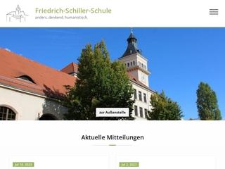 Vorschaubild der Webseite Friedrich-Schiller-Gymnasium