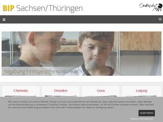 Vorschaubild der Webseite BIP Kreativitätgymnasium Leipzig