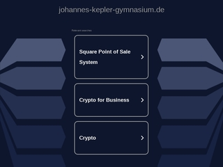 Vorschaubild der Webseite Johannes-Kepler-Gymnasium