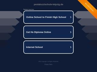 Vorschaubild der Webseite Johann-Heinrich-Pestalozzi-Schule - Förderschule zur Lernförderung