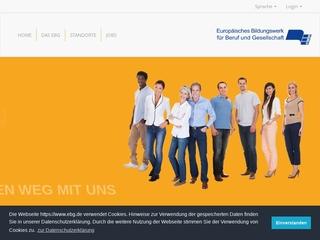 Vorschaubild der Webseite Fach- und Berufsfachschulzentrum Leipzig für Soziales