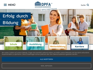 Vorschaubild der Webseite von Freie Grundschule Regenbogen