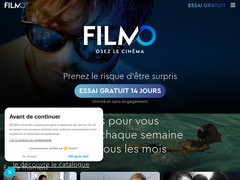Flimo TV: Film et série en streaming!