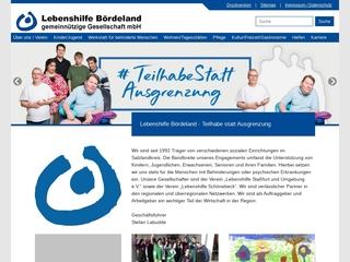 Vorschaubild der Webseite Familienentlastende Dienste